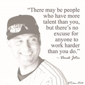 Baseball Greats - Derek Jeter