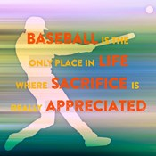 Baseball Is The Only Place
