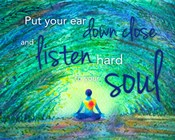 Yoga - Put Your Ear Down Close and Listen