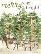 Merry & Bright Deer