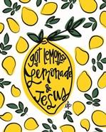 Lemonade and Jesus