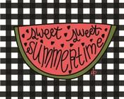 Sweet Summertime Watermelon