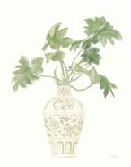 Palm Chinoiserie III Sage