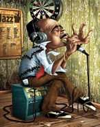 Bluesman Harmonica