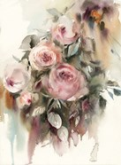 Blush Roses I