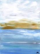 Ocean Abstract I