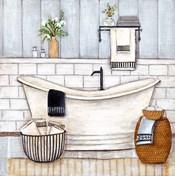 Upstate Farmhouse Bath II