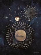 Gold Celestial Rays III