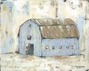 Blue Barnyard