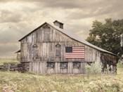 Rural Virginia Barn