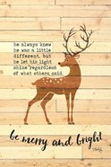 Be Merry and Bright Deer