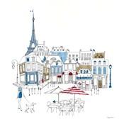 World Cafe II Paris Color