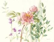 Flourish I Light Pink Crop