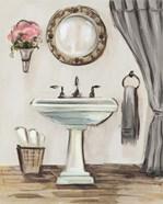 Tuscan Bath IV Greige