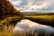 All with God