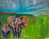 An Elephant's Love