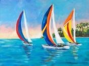 Morning Sails I