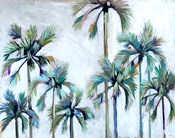 Palms after Sunset
