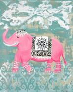 Pink Bazaar I