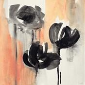 Blushing Tulips I