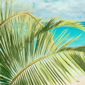 Bright Coconut Palm I