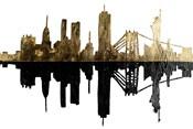 Contemporary NY Gold