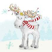Whimsical Moose