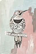 Beige Woodpecker I