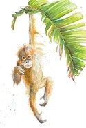 Monkeys in the Jungle I