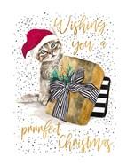 Wishing You A Prrrfect Christmas