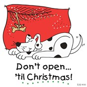 Don't Open til Christmas I