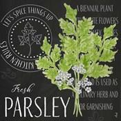 Garden Grown Herbs I
