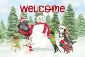 Dog Days of Christmas - Welcome