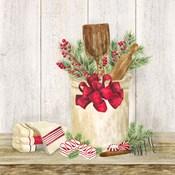 Christmas Kitchen I