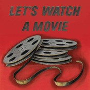 Lets Watch a Movie Red