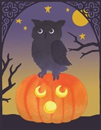 Halloween Critter III Light Owl