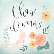 Chase Dreams I Green