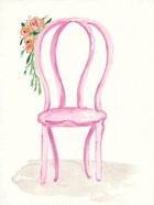 Floral Chair I