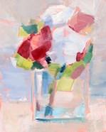 Abstract Flowers in Vase II