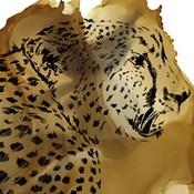 Leopard Portrait II