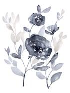 Peonies in Grey II