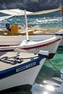 Workboats of Corfu, Greece I