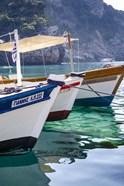 Workboats of Corfu, Greece II