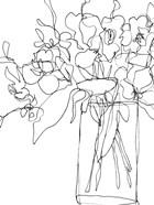 Contour Bouquet II