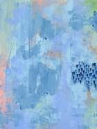 Colored Bleu I