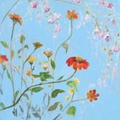 Wild Flowers on Cerulean IV