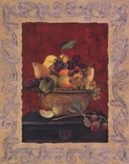 Traditional Fruit Basket II