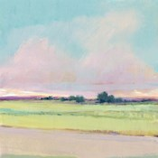 Vivid Landscape I