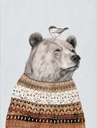 Fair Isle Bear I
