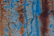 Details Of Rust And Paint On Metal 26